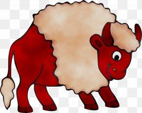 Ox Texas Longhorn Bull Illustration PNG