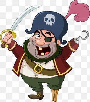 CAPTAIN HOOK - Pegleg Piracy International Talk Like A Pirate Day Eyepatch Royalty-free PNG