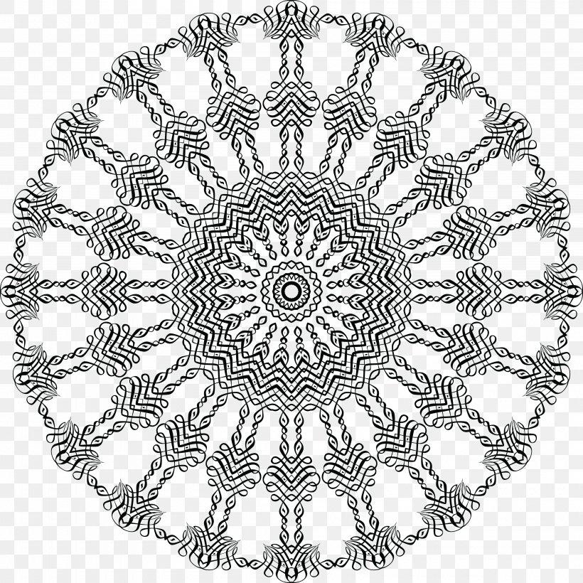 Tattoo Drawing Vector Graphics Mandala Illustration Png