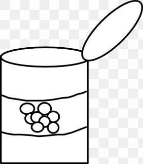 Tin Can Cliparts - Fizzy Drinks Tin Can Canning Clip Art PNG