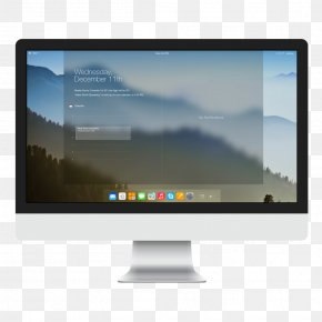 Imac - MacOS Apple Operating Systems PNG