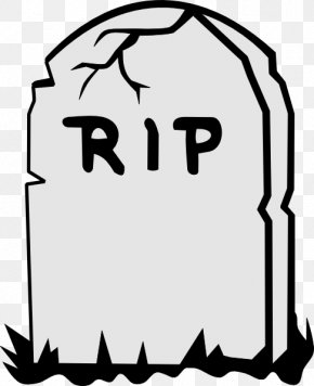 Graveyard Cliparts - Headstone Rest In Peace Royalty-free Clip Art PNG
