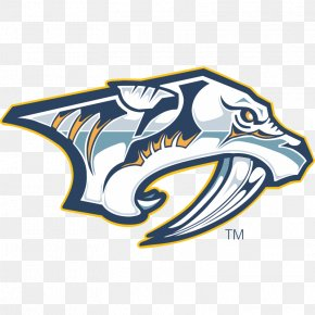 Nashville - Nashville Predators National Hockey League Ice Hockey Logo PNG