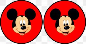 Mickey Mouse - Mickey Mouse Minnie Mouse Birthday PNG
