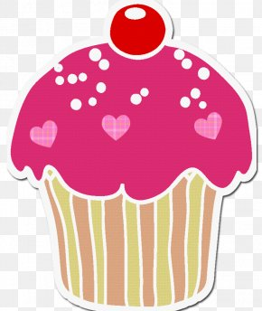 Picture Of Cup Cake - Cupcake Birthday Cake Bakery Clip Art PNG