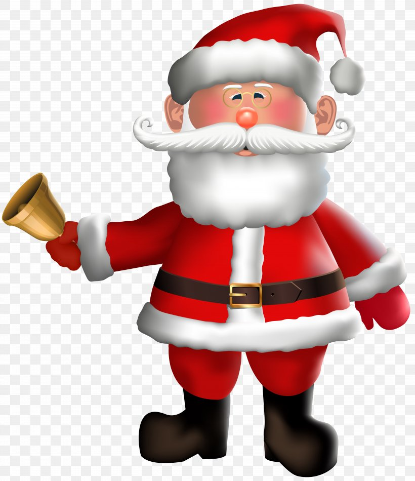 Santa Claus Father Christmas Clip Art, PNG, 6900x8000px, Santa Claus, Art, Christmas, Christmas Decoration, Christmas Ornament Download Free