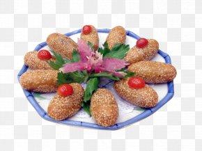 Hong Ma Fried Arguta - Fast Food Recipe Finger Food Cuisine Hors D'oeuvre PNG