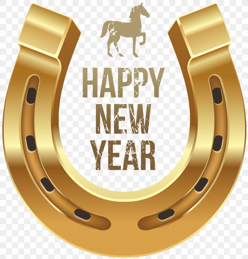 Horse New Year's Day Wish Clip Art, PNG, 2973x3103px, Tennessee Walking Horse, Brand, Brass, Christmas, Equestrian Download Free