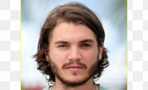 Men Hair Style - Hairstyle Long Hair Face Fashion PNG