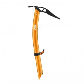Ice Axe - Ice Axe Petzl Mountaineering Gully Skiing PNG
