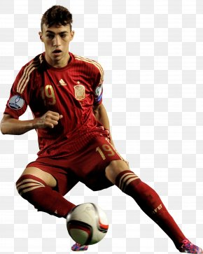Fc Barcelona - Munir El Haddadi Soccer Player FC Barcelona Spain National Football Team Deportivo Alavés PNG