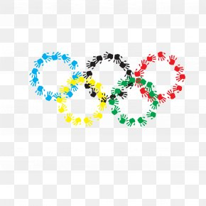 The Olympic Rings - 2018 Olympic Winter Games 2016 Summer Olympics 2010 Winter Olympics 2008 Summer Olympics 2016 Summer Paralympics PNG