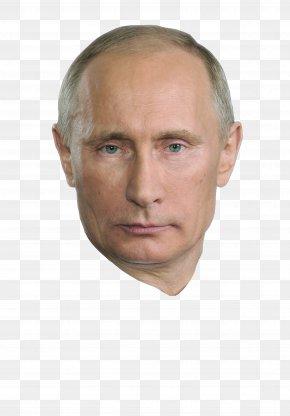 Vladimir Putin - Vladimir Putin Russia Face Mask PNG