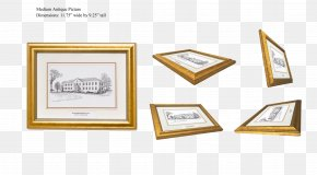 Minimal Design - Picture Frames Rectangle Brand Image PNG