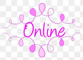 Brand Point Logo Pink M Clip Art PNG