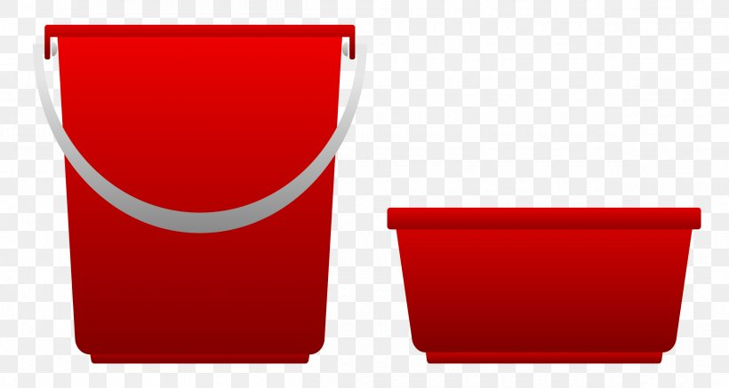 Bucket Clip Art, PNG, 2400x1280px, Bucket, Bucket And Spade, Cleaning, Pail, Public Domain Download Free