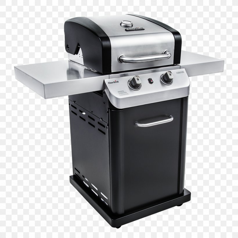 Barbecue Grilling Propane Char-Broil Signature 4 Burner Gas Grill, PNG, 1000x1000px, Barbecue, Charbroil, Charbroil Truinfrared 463633316, Charbroiler, Chicken Download Free