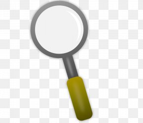 Magnifying Glass - Magnifying Glass Clip Art Openclipart Image PNG