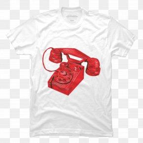 T-shirt - T-shirt Sleeve Outerwear Drawing PNG