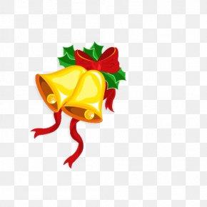 Christmas Bells - Christmas Graphic Design Icon PNG