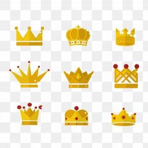 Crown Luminous - Crown Euclidean Vector Icon PNG