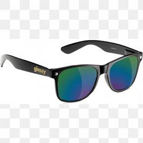 Sunglasses - Goggles Sunglasses Eyewear Blue PNG