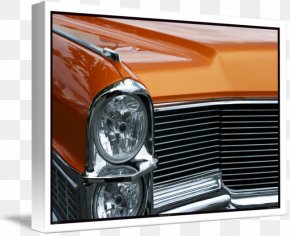 Old Car - Mid-size Car Motor Vehicle Automotive Lighting PNG