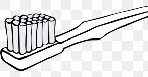 Toothbrush - Shareware Treasure Chest: Clip Art Collection Toothbrush Illustration PNG