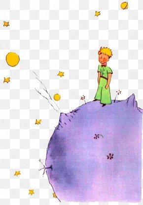 Little Prince Planet - The Little Prince: Le Petit Prince Planet 0506147919 Book PNG