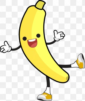 Funny Planting Cliparts - Banana Bread Banana Cake Free Content Clip Art PNG