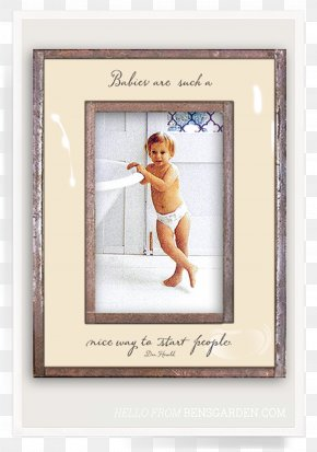 Glass - Picture Frames Glass Babies Are Such A Nice Way To Start People. Copper PNG
