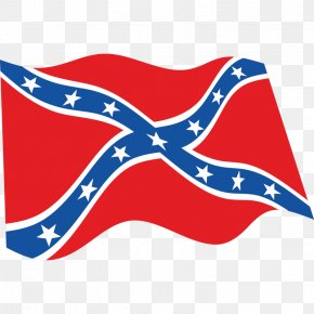 United States - Confederate States Of America American Civil War United States Modern Display Of The Confederate Flag Clip Art PNG