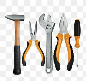 Figure Shows Tool - Tool Screwdriver Wrench Icon PNG