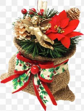 Christmas - Christmas Ornament Gift Ded Moroz New Year PNG