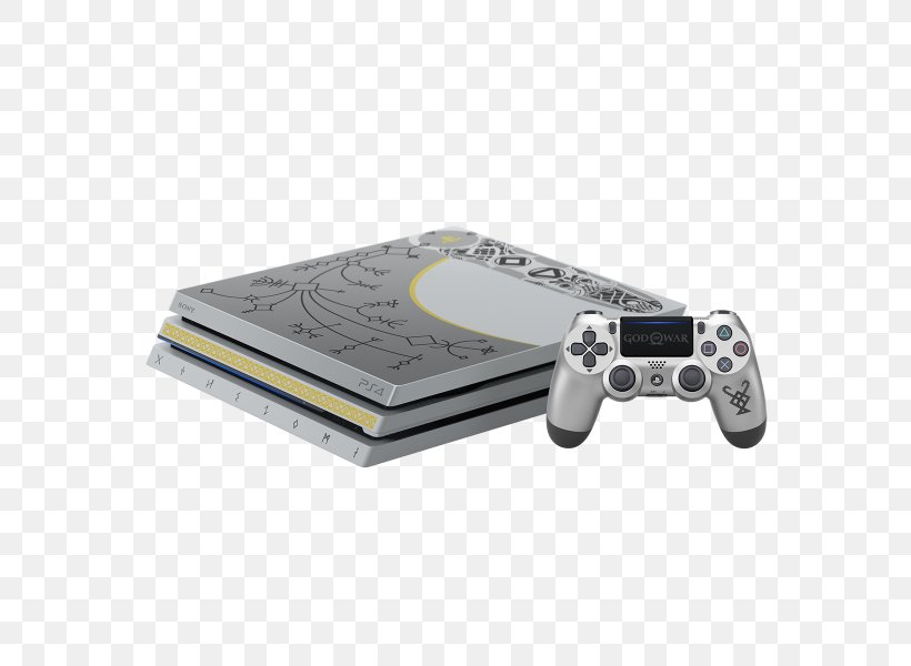 God Of War III Sony PlayStation 4 Pro Video Game Consoles, PNG, 600x600px, God Of War, All Xbox Accessory, Electronics, Electronics Accessory, God Of War Iii Download Free