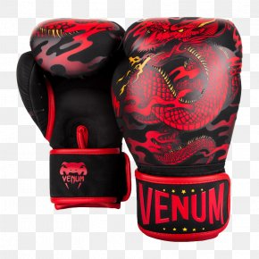 Boxing - Venum Boxing Glove Muay Thai PNG
