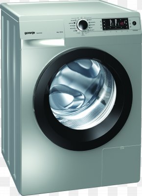 Washing Machine - Washing Machine Refrigerator Home Appliance Clothes Dryer Gorenje PNG