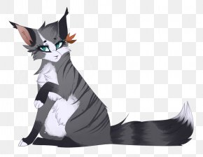 Kitten - Whiskers Warriors Kitten Drawing Russian Blue PNG