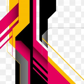 Vector Abstract Shapes - Geometric Shape Abstract Art PNG