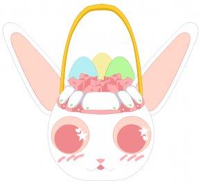 Easter Basket - OurWorld Easter Bunny Easter Basket Clip Art PNG