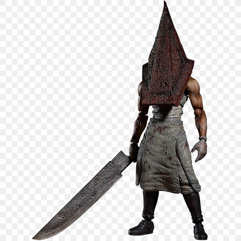 Silent Hill 2 Pyramid Head Figma Silent Hills Amazon Com Png
