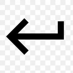 Symbol - Computer Keyboard Enter Key Icon Design Symbol PNG