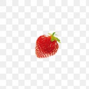 Strawberry - Strawberry Milkshake Fruit Food PNG