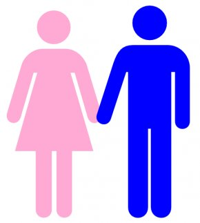 Pictures Of A Man And Woman - Woman Clip Art PNG