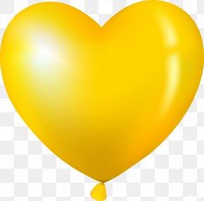Balloon - Balloon Heart Blue Clip Art PNG