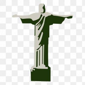 Brazil - Christ The Redeemer Corcovado Clip Art PNG
