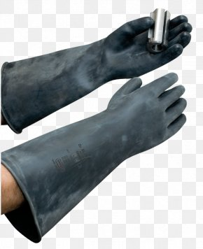 Rubber Glove - Glove Finger PNG