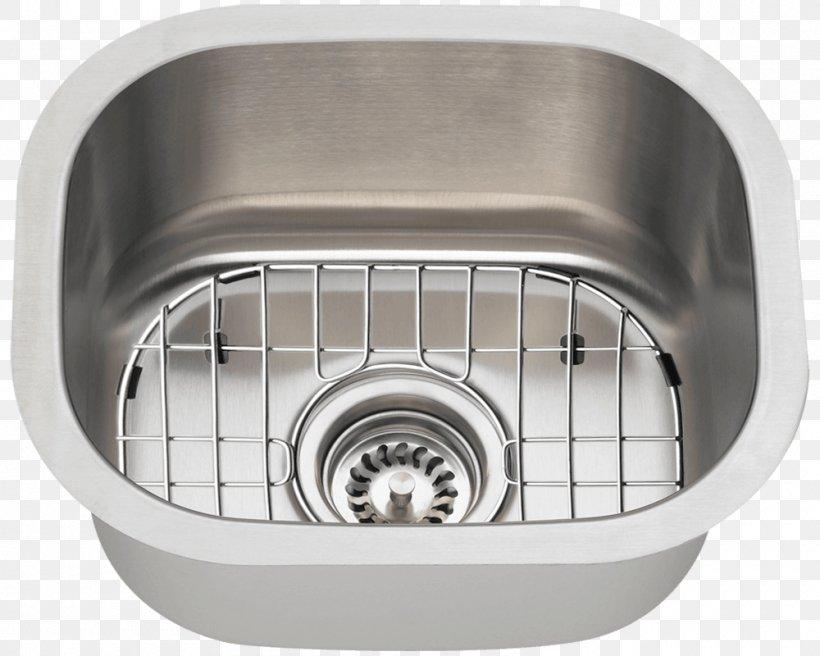 Kitchen Sink Stainless Steel Kitchen Sink Bathroom, PNG, 1000x800px, Sink, Bathroom, Bathroom Sink, Bowl, Bowl Sink Download Free