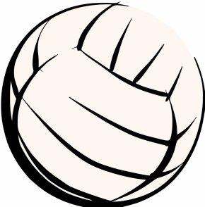 Volleyball - Beach Volleyball Sport Clip Art PNG