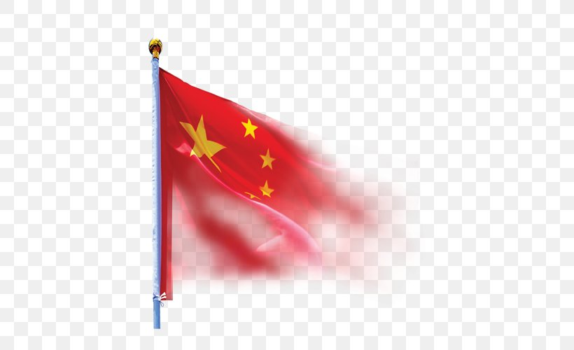 Flag Of China National Flag, PNG, 500x500px, China, Flag, Flag Of China, Flag Of India, Flag Of Thailand Download Free
